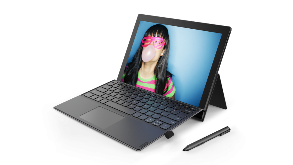 Lenovo Miix 630 with detachable keyboard & digital pen.png