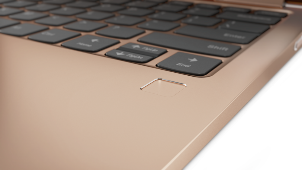 Fingerprint reader with Windows Hello on 13-inch Lenovo Yoga 730.png