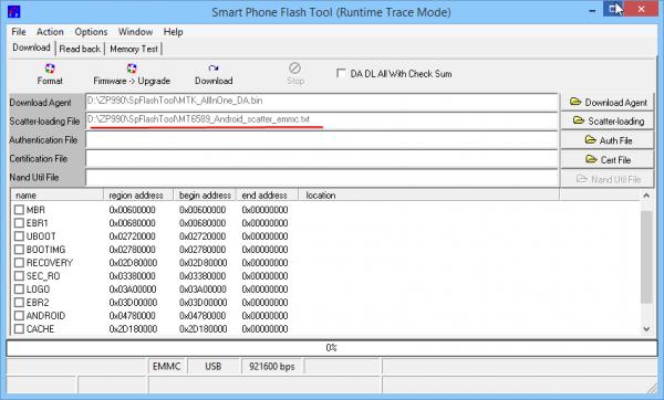 Sp Flash Tool Mt6572 Nvram File