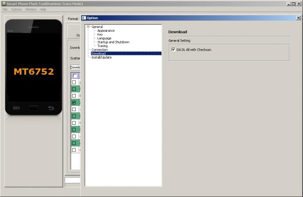 Lenovo K3 Note Tool DL Image Fail