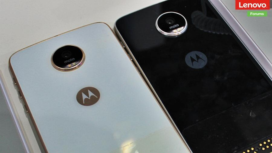 Moto обновит свои смартфоны в этом году