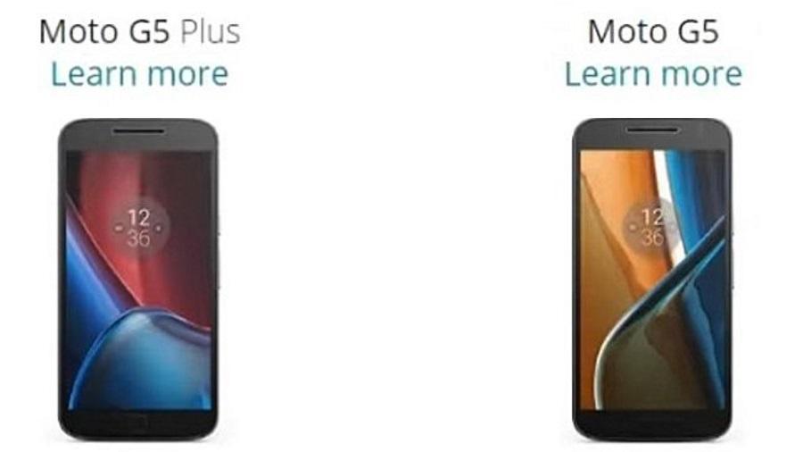 Утечка: Moto G5